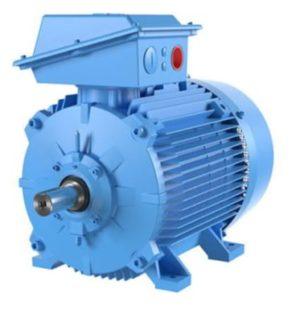 M2BAX IE3 valurautamoottorit B3